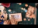 Мастер-класс по нежной фоторамке из коробки от конфет