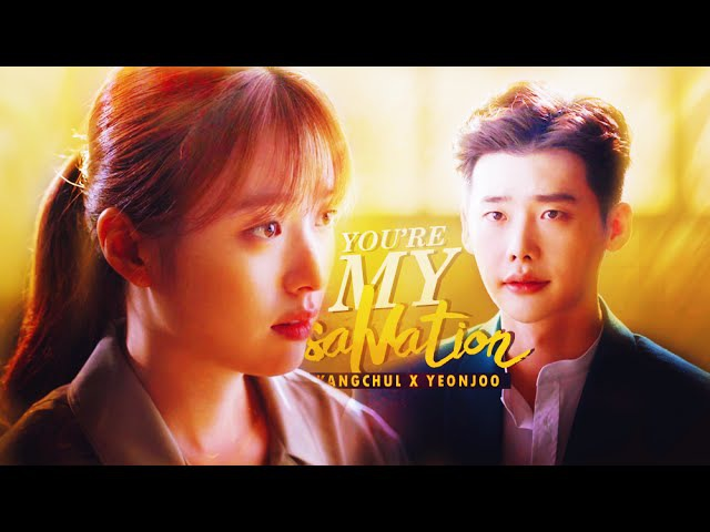 KANG CHUL x YEON JOO salvation 💑 (w two worlds)