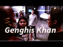 Genghis Khan a the Flash x Harry Cisco video Harrisco