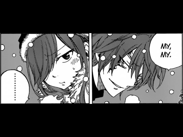 Fairy Tail Manga Chapter 462.5: Christmas Special フェアリーテイル