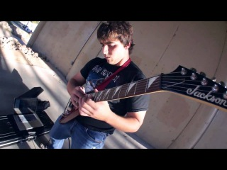 What's New Scooby Doo? (by Simple Plan) GUITAR REMIX!!! By David Saborio
