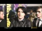 Gerard Way Interview at the Watchmen Premiere