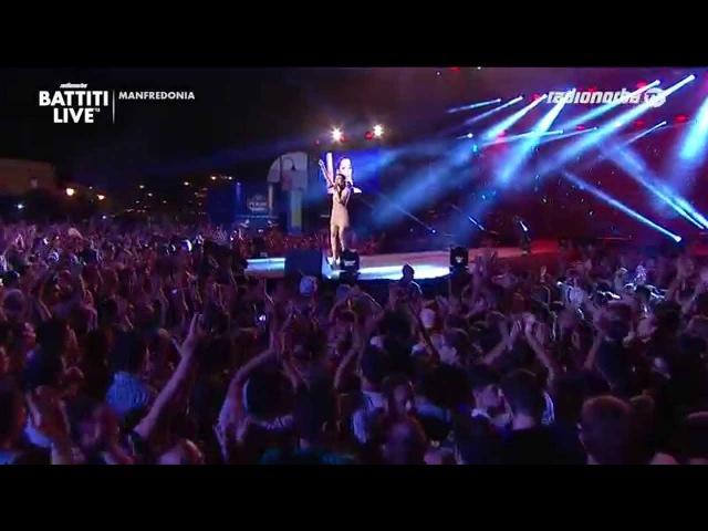Erika - Battiti Live 2015 - Manfredonia
