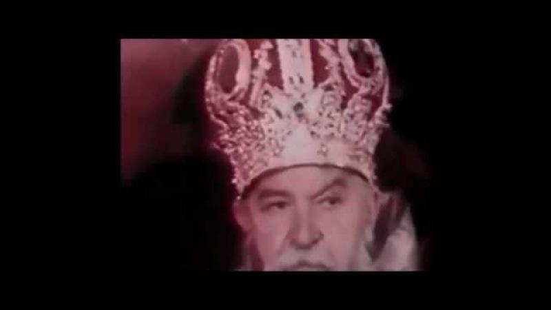 Празднование Пресвятой Троицы, 6 июня 1971 г. Архивные кадры.