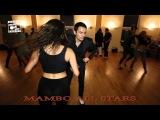 Adolfo Indacochea & Anja - social dancing @ MAMBO ALL STAR