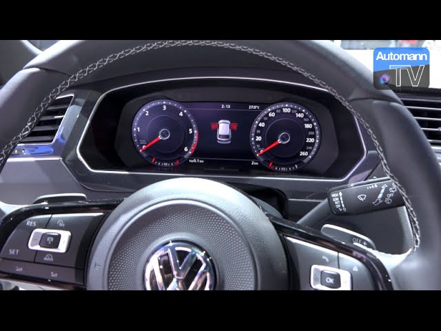 2016 VW Tiguan R-Line 2.0 TDI (190hp)