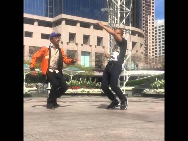 Fikshun Dubstep Dance New Style