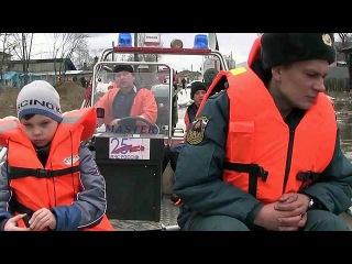 Последствия сильнейших паводков ликвидируют сразу в нескольких российских регионах