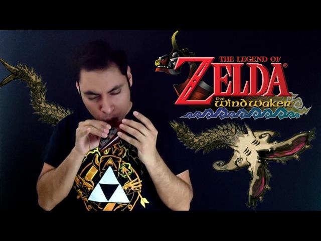 Molgera's Battle Theme - Legend of Zelda: The Wind Waker - Ocarina Cover