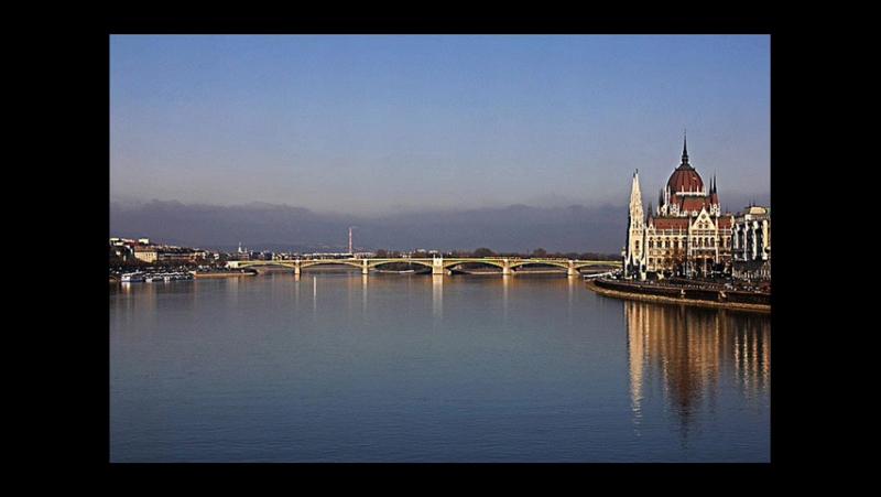 Дунайские волны. Р.Дунай.