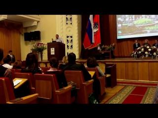 Дмитрий ПОТАПЕНКО жёстко возвращает студентов к реальности в России