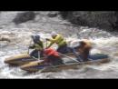 Линия Отрыва на пороге Ревун в большую воду- Over-line