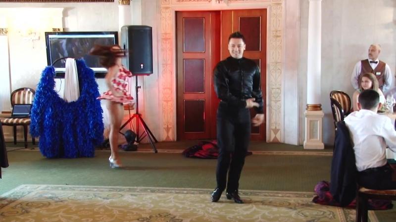 Конкурс танцы с переодеванием