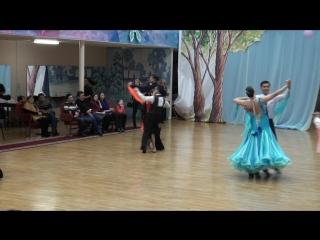 1-й Региональный турнир по спортивным танцам, Европейская программа, Танец- ВЕНСКИЙ  ВАЛЬС))