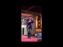 """Дмитрий Быковский. Концерт в офицерском клубе""""Честь имею""""(видео с телефона зрителей)"""