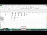 Excel для начинающих. Урок 6- Простые функции. Оформление таблиц (1)