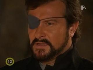 Сериал Зорро Шпага и роза (Zorro La espada y la rosa) 010 серия