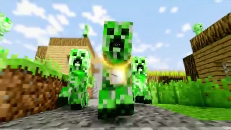 Top 1 Songs about Minecraft - Best Songs - YouTube