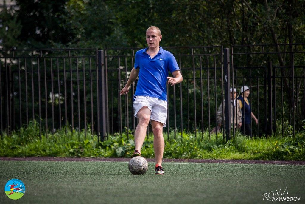 Капитан сборной Первой лиги на турнире сборных 6х6 - Денис Устинов!