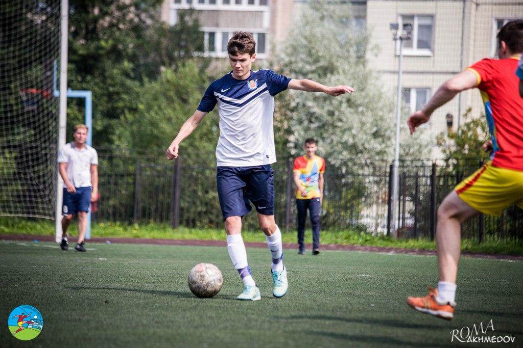 Никита Глушков (Колтуши) в составе сборной дивизиона братьев Ригачных, турнир сборных 2016.