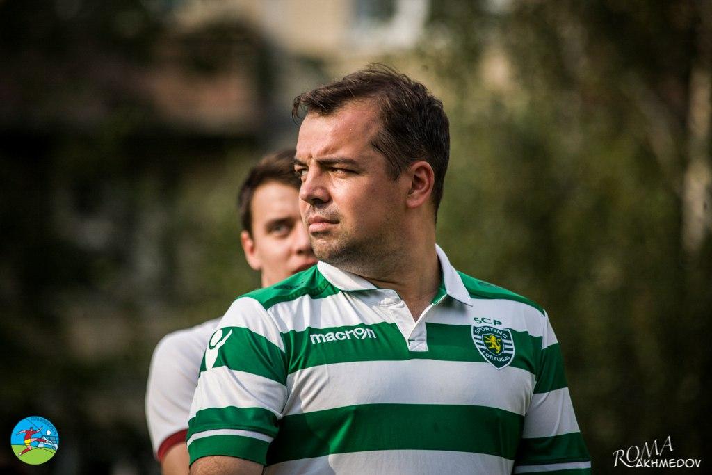 Александр Ходенко на турнире пенальтистов - 2016