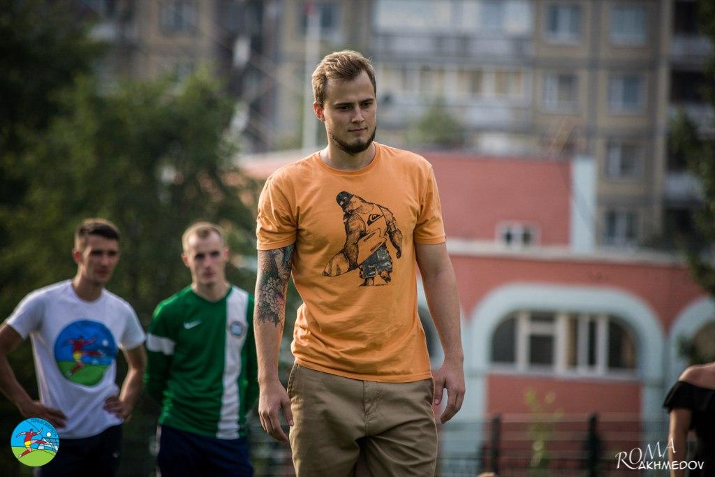 Павел Жестерев на турнире пенальтистов - 2016