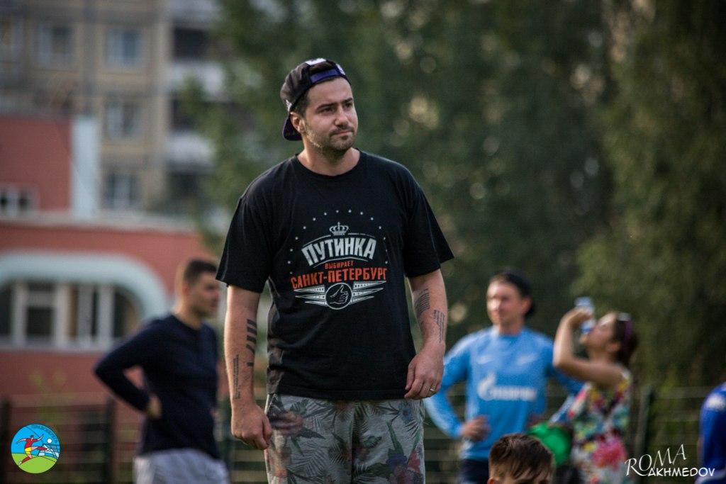 Павел Алексеев на турнире пенальтистов - 2016