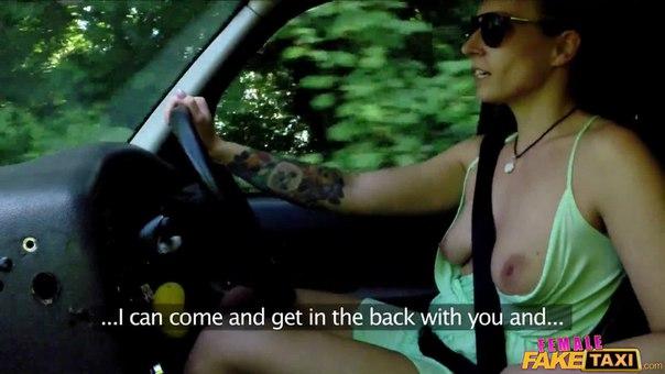 FemaleFakeTaxi – Ava Austen – Lucky Guy Gets Fuck A Free Ride