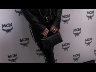 [EVENT] 160611 CL @ модный показ MCM X Christopher Raeburn - Collections Men SS17 в Лондоне