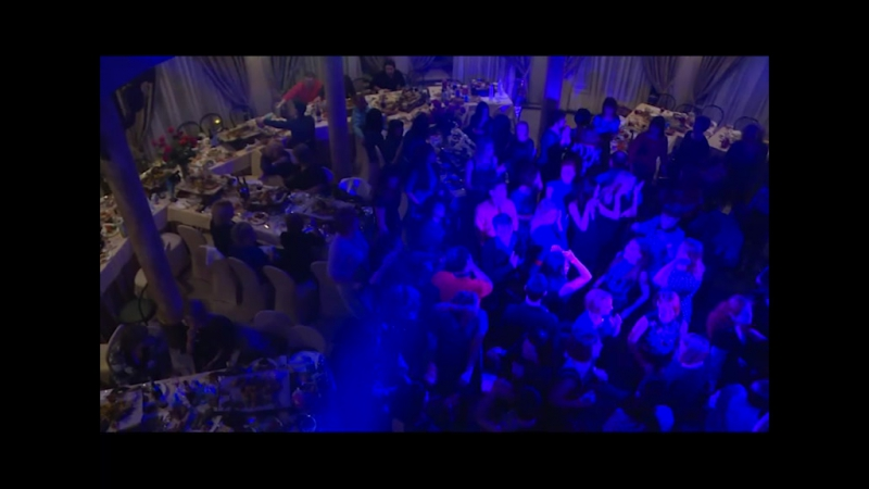 Вечеринка 8 ое Чудо Света в ресторане Звезда Кочевника