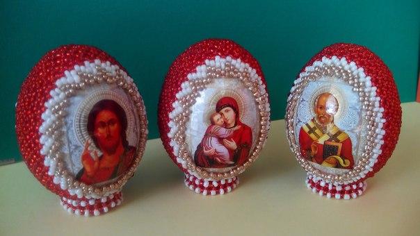Начата выставка-продажа пасхальных сувениров ручной работы от бизнес-к