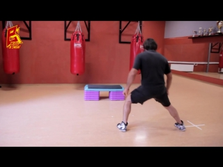 Тренировка скорости, выносливости и координации ног.