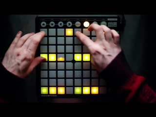 Музыка- на Launchpad ( Skrillex)