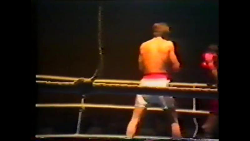 1983-09-10 Graciano Rocchigiani vs Esperno Postl