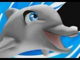 Мультики для детей My Dolphin Show Дельфин Донни Шоу в дельфинарии Красивый мультфильм...