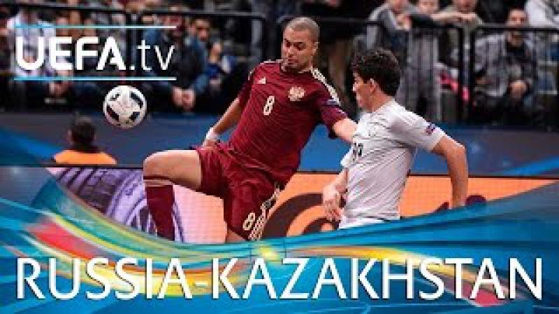 Futsal EURO Highlights: Watch Romulo's stunning strikes