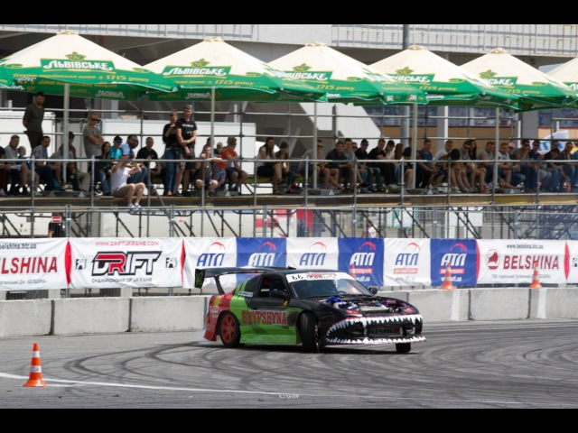 Belshina Drift Championship of Ukraine 2016 Qualification 1 BlackDevil Danko
