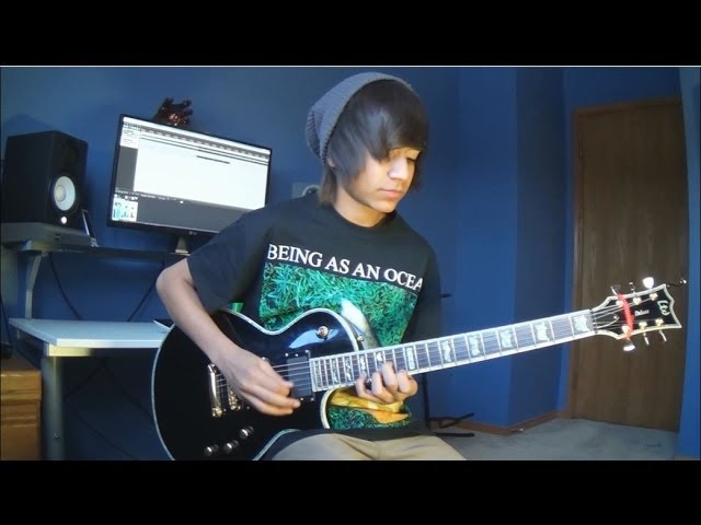 Blessthefall You Wear A Crown But You're No King Guitar Cover