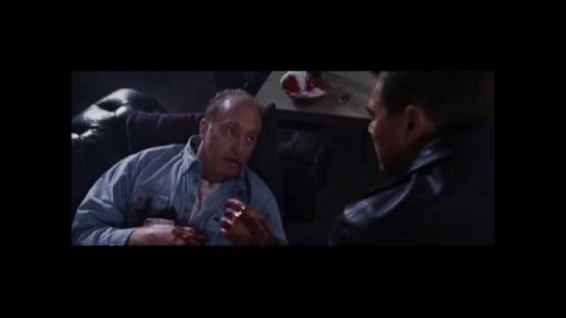 The Departed deleted scene Delahunt a cop or not
