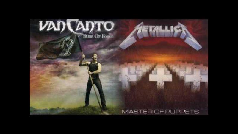 Master of Puppets Van Canto vs Metallica