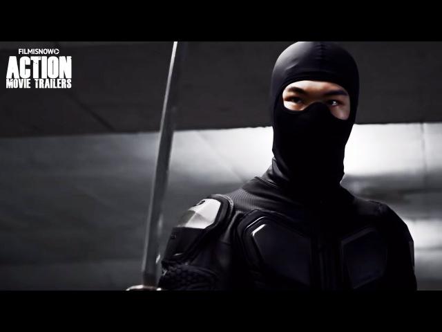 HUNT FOR HIROSHI Official Trailer - Ninja Action Movie [HD] ( Какие все серезные ребята -))