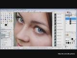 Обработка фотографии в программе Gimp2