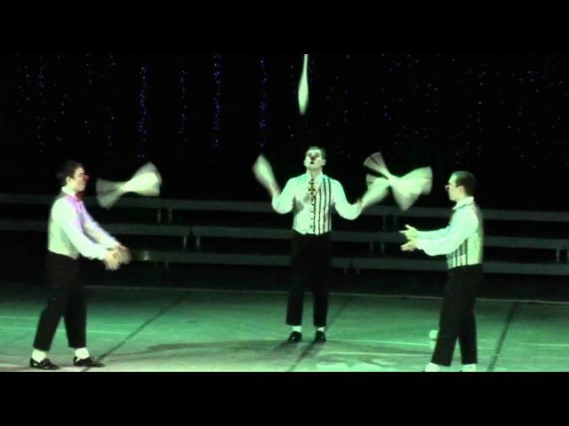 Цирк Супер-скок Жонглёры