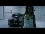 Shelby GT 500E Beauty and the Beast eGarage