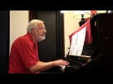 Sometimes When We Touch - Dan Hill - piano - Harry V