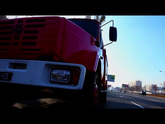 УСы - Пожарный ЗИЛ - цвет КИЗИЛ|||Пародия Тимати (Лада седан - Баклажан)