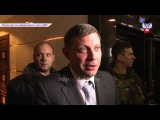 Смотрите как клоун Захарченко врёт больше, чем дышит! Ему предлагали немного другое!