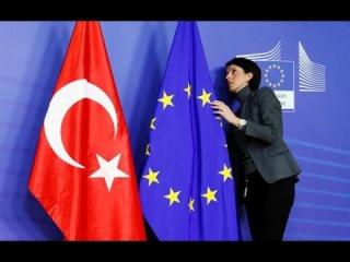 """Еврокомиссия увидела """"гуманизм"""" Эрдогана и предложила ввести безвизовый режим для граждан Турции"""
