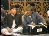 Manzoor Hussain Santoo Khan Qawwal - Kalam Bedam Shah Warsi & Kalam-e-Iqbal
