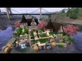 Дом ведьм для Симс 3